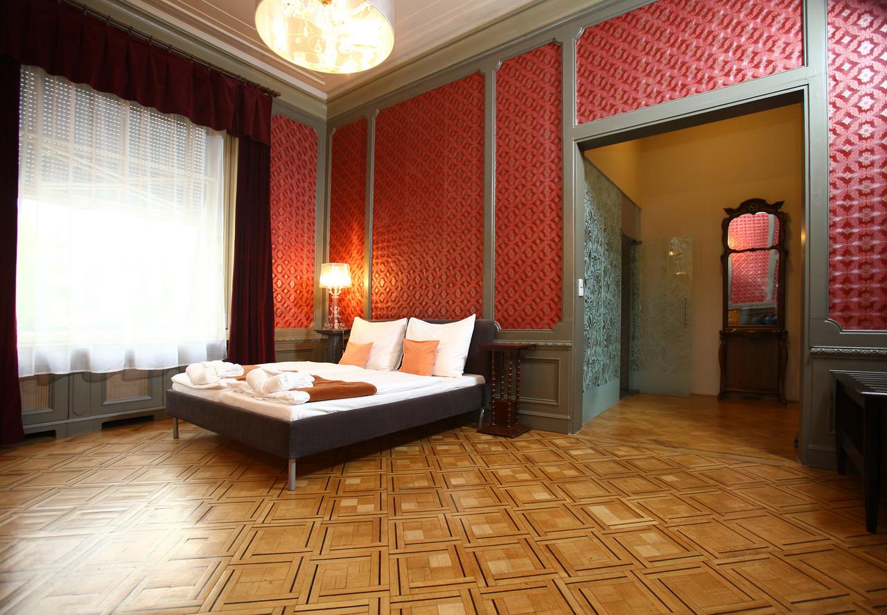 Hotel Kotera pokoj